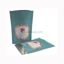 Customized Stand Up Pouch aluminum foil bag for food