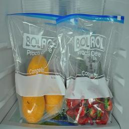 Fruit packing opp/pp bags A3