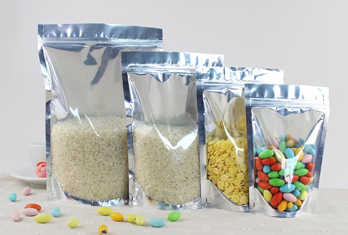 wholesale foil stand-up pouch A