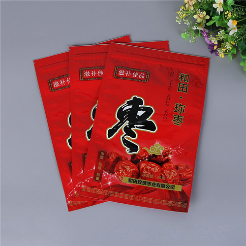 Best Selling Laminated Bag for Red Dates W34