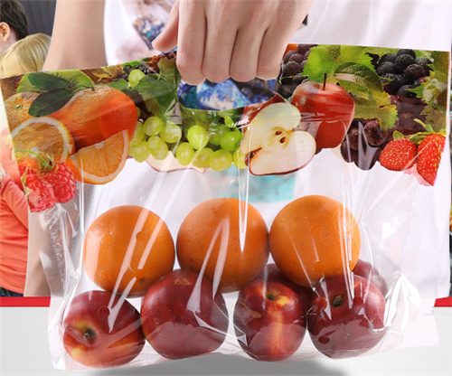 Breathing Fresh Fruit Bag...