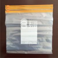 Cheap LDPE Slider Plastic Bag W18