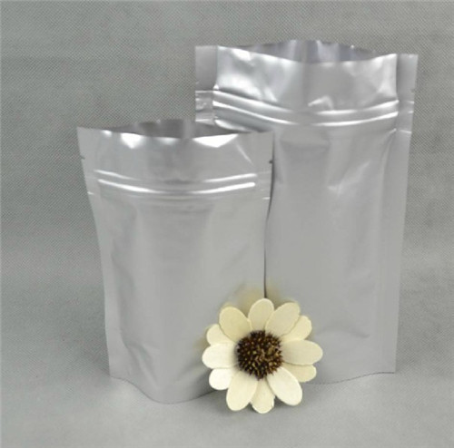 Coffee Bean Aluminum Foil Stand Pouch W12