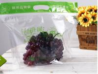 transparent fresh fruit zipper packagingbags A
