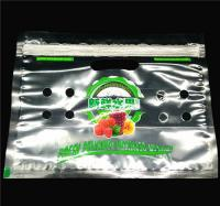 Customized Printing Repeatable Seal Fruit Bag W15