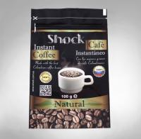 Best selling customized  proof plastic coffe beans bags A
