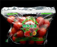 Degradable Resealable Breathing Fruit Bag W14