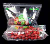 Fresh Furit Plastic Bag W19