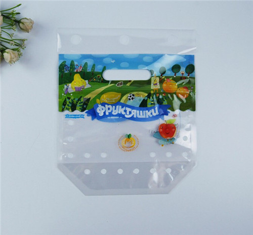 Gravure Printed Biodegradable Fruit Bags W21
