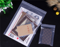 High Quality Storage Plastic Bag for Small Items W50
