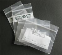Hot Sale LDPE Medical Zip Lock Bag W26