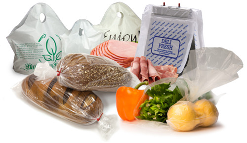 Kinds of Food Deli Storage Bags W11