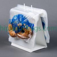 saddle plastic packaging shopping  bags A