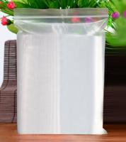 LDPE Clean zip lock bags A