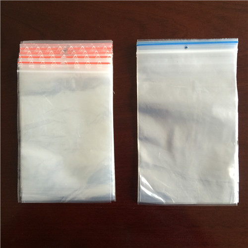 Mini LDPE packaging bags A