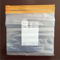 LDPE Slider ploy plastic bags A