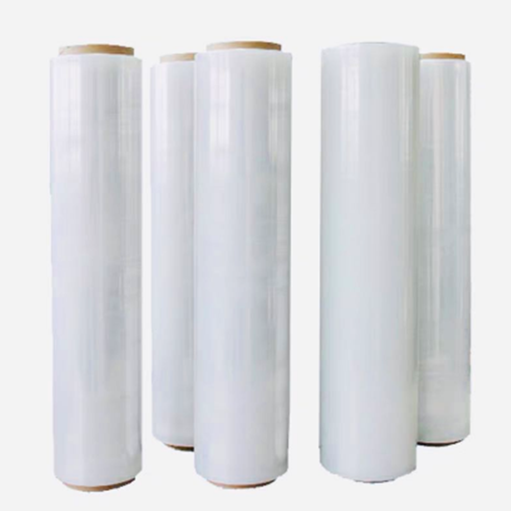 Factory Pallet Protection Plastic Wrap LDPE Stretch Film N
