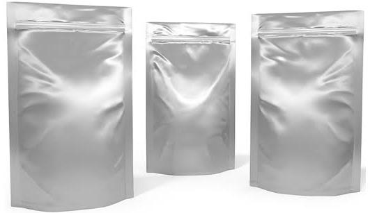 Silver Aluminum Foil Bags W03