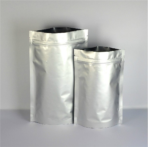 Stand Up Aluminum Foil Bag W10