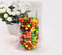 Stand up bags for packging candy  A