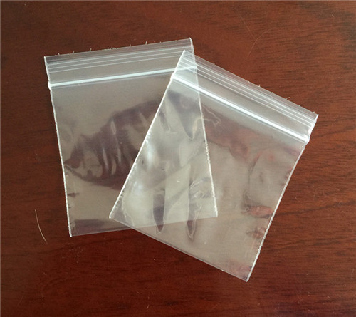 Transparent LDPE Zip Lock...