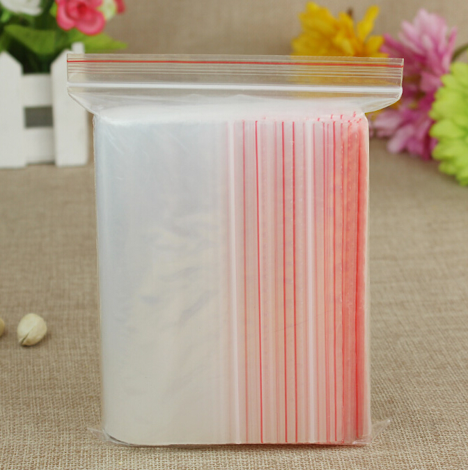 Transparent Zip Lock Bags W78