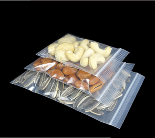 Wholesale Cheap Promotion Clear Ziplock Bag W38