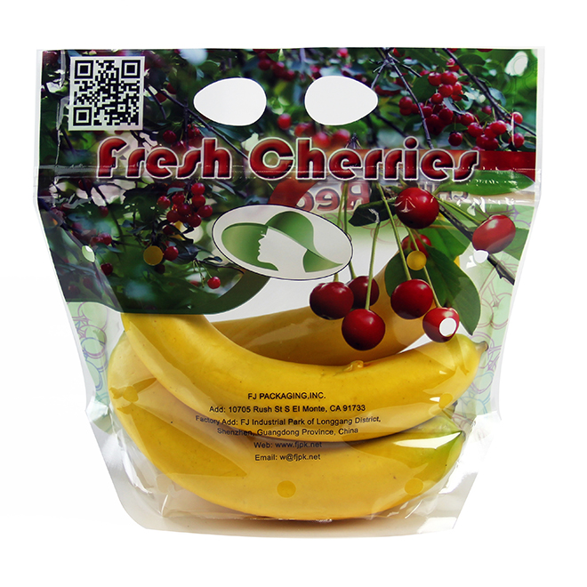 Wholesale Eco Friendly Biodegradable Fruit Bag W01