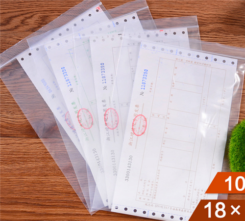 Wholesale Files Zip Lock Bag W34