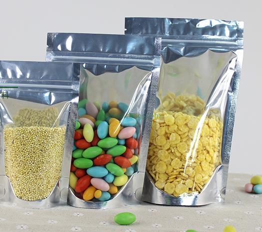 Zip Lock Aluminum Foil Bag W04 China Wholesale Zip Lock