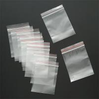 Zip Lock Plastic Bag W77