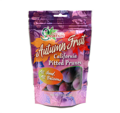 Ziplock Bags for Packaging Dried Fruit W20