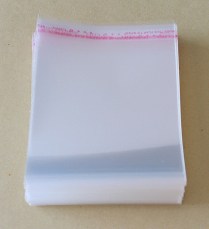 Cheap Promotion Self Adhesive Opp Bags W05 Qingdao