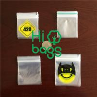 LDPE Mini  custom design polyplastic bag A
