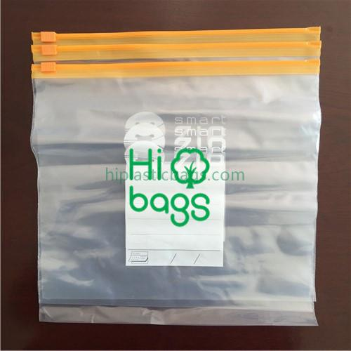 Slider poly bag A