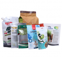 Manufacturer customized food grade self-sealing and thickening plastic packaging bags E