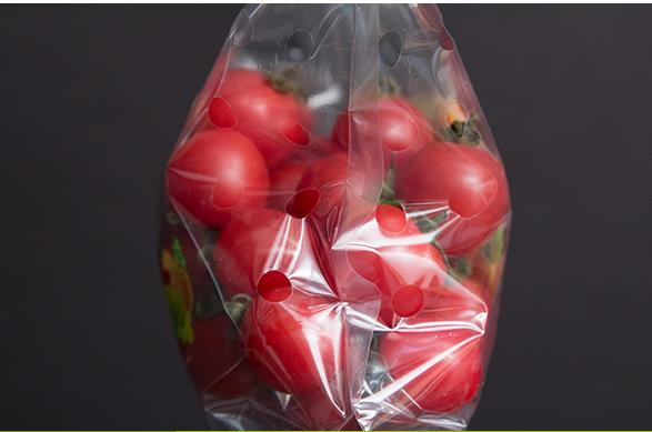 Fruit Bag with Air Holes ...