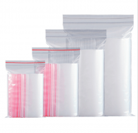 Environment&Safety high quality transparent ziplock bag